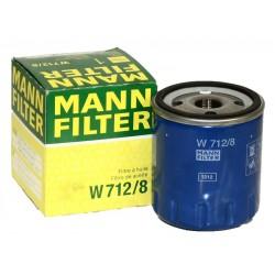 Фильтр Mann W712/8 масл.